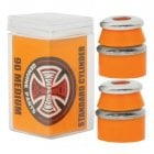 Independent Bushings: Cushions Orange 90A Medium Standard Cylinder