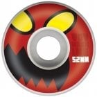Toy Machine Wheels: Monster Ahead Natural (52 mm)