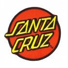 Santa Cruz Adhesive Patch: Classic Dot Patch RD