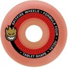 Spitfire Wheels: F4 101 Tablet Aurora-Red (52 mm)