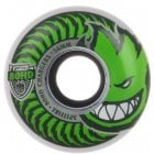 Spitfire Wheels: Chargers Classics Clear Green 80HD (54mm)