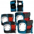DNA Pads Pack: Blue Knee & Elbow KIDS Pack BL
