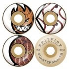 Spitfire Wheels: SF F4 99 Quartersnacks Classic (52mm)