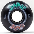 Enuff Wheels: Super Softie Black 85A (58 mm)