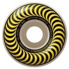 Spitfire Wheels: F4 Classics Yellow (55mm)