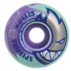 Spitfire Wheels: Bighead 99D Teal/Purple Swirls (52mm)