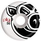 Pig Wheels: Head Natural (56 mm)