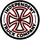 Independent Steakers: Indy Black 30 WH/BK/RD