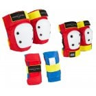 Pro-Tec Pads Pack: Street Gear Junior 3 Pack Retro