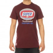 Superdry T-Shirt: Friction Cracked Classic GT, S