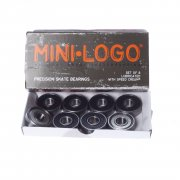 Mini-Logo Skateboards Bearings: Militant