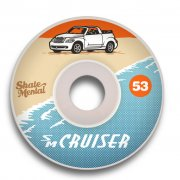 Skate Mental Wheels: PT Cruiser 2 (53 mm)