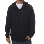 Fox Racing Jacket: Flux Zip Front Fleece BK