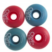 Sweet Wheels: Twins Blue/Red (51 mm)