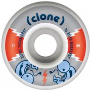 Alien Workshop Wheels: Fetus Clone (51 mm)