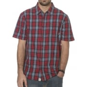 Vans Shirt: Sherborn Chili Pepper RD/BL