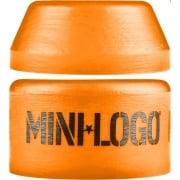 Mini-Logo Skateboards Mini-Logo Bushings: Medium Orange