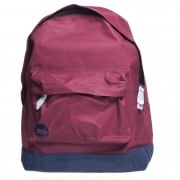 Mi-Pac Backpack: Classic Burgundy/Navy GT/NV