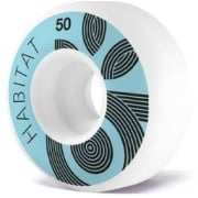Habitat Wheels: Wreath Logo (50 mm)