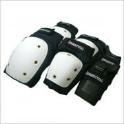 Industrial Pads Pack: Pad Set 3 in 1 White