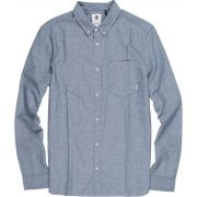 Element Shirt: Oxford Navy NV