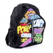 Voltage Backpack: Skate & Skateboard Bag BK/MC