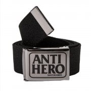 Antihero Belt: Reserve Web Belt BK