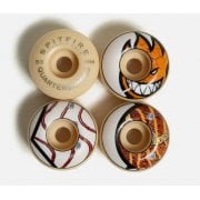 Spitfire Wheels: SF F4 99 Quartersnacks Classic (53mm)