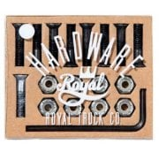 "Royal Bolts: Hardware 7/8"" Allen Set"
