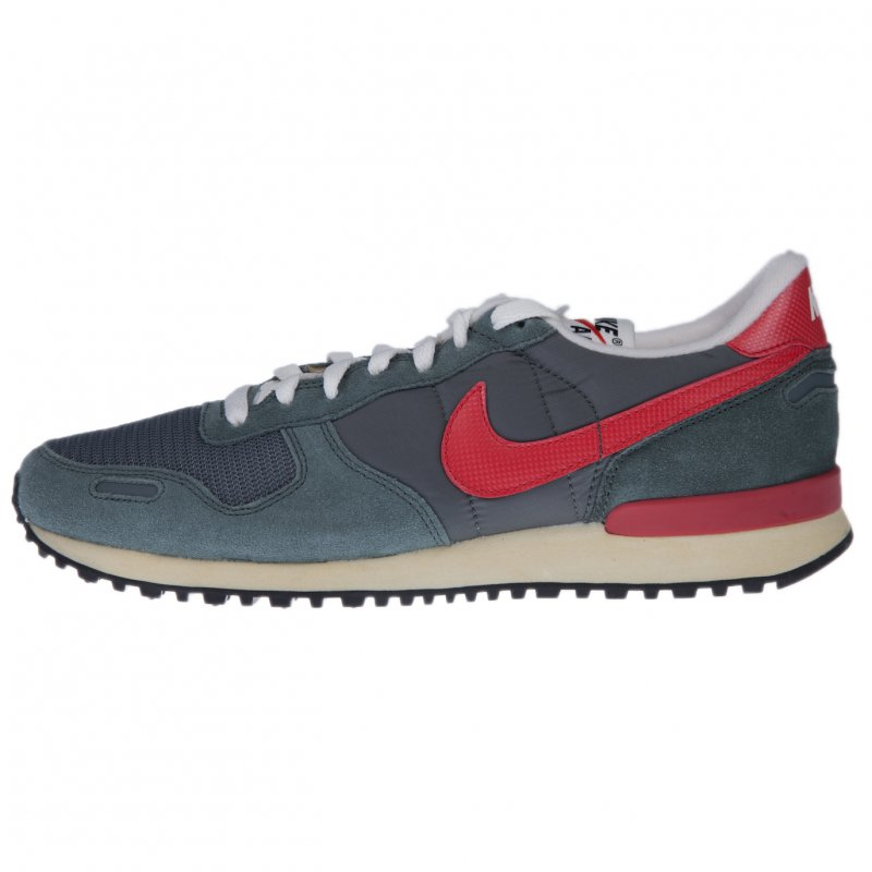 Nike Shoes: Air Vortex Vintage GR/RD