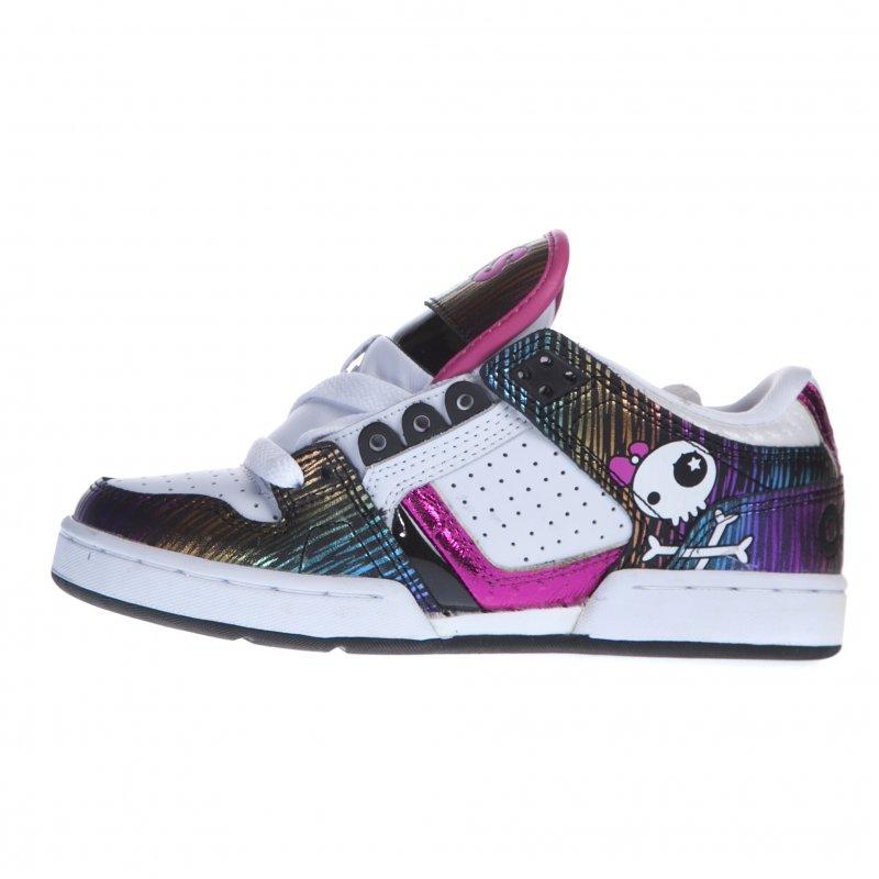 711aea9f513 Zapatillas Chica Osiris: Girls Harlem WH | Comprar online | Fillow Tienda  online.