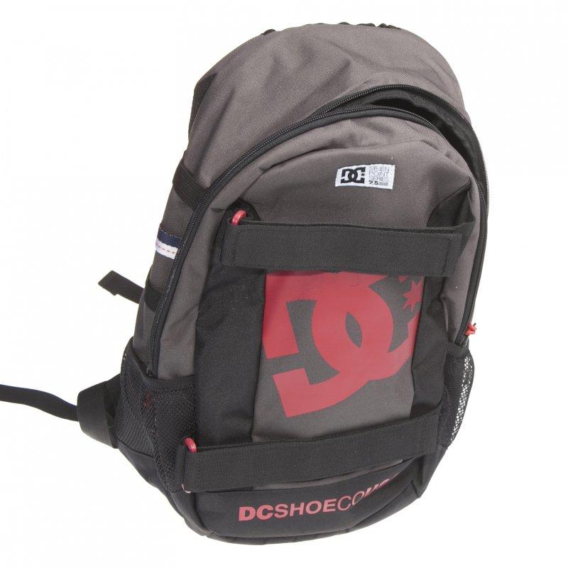 d5ec8f668 Mochila DC Shoes: Backup Basic BK/RD | Comprar online | Fillow Tienda  online.