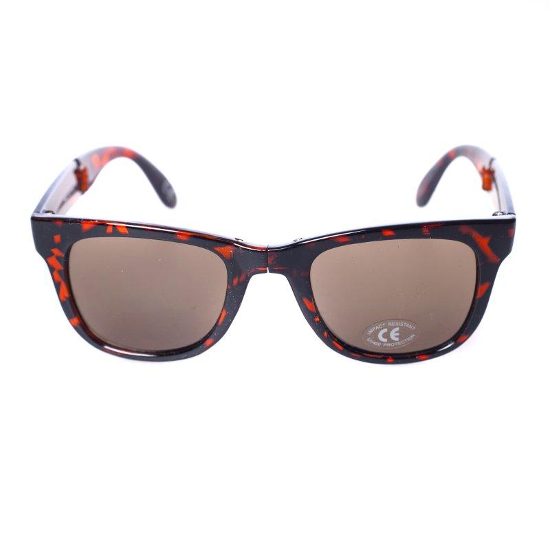 aaa15bba6 Vans Sunglasses: Foldable Spicoli Tortoise Gloss BR | Buy Online | Fillow  Skate Shop