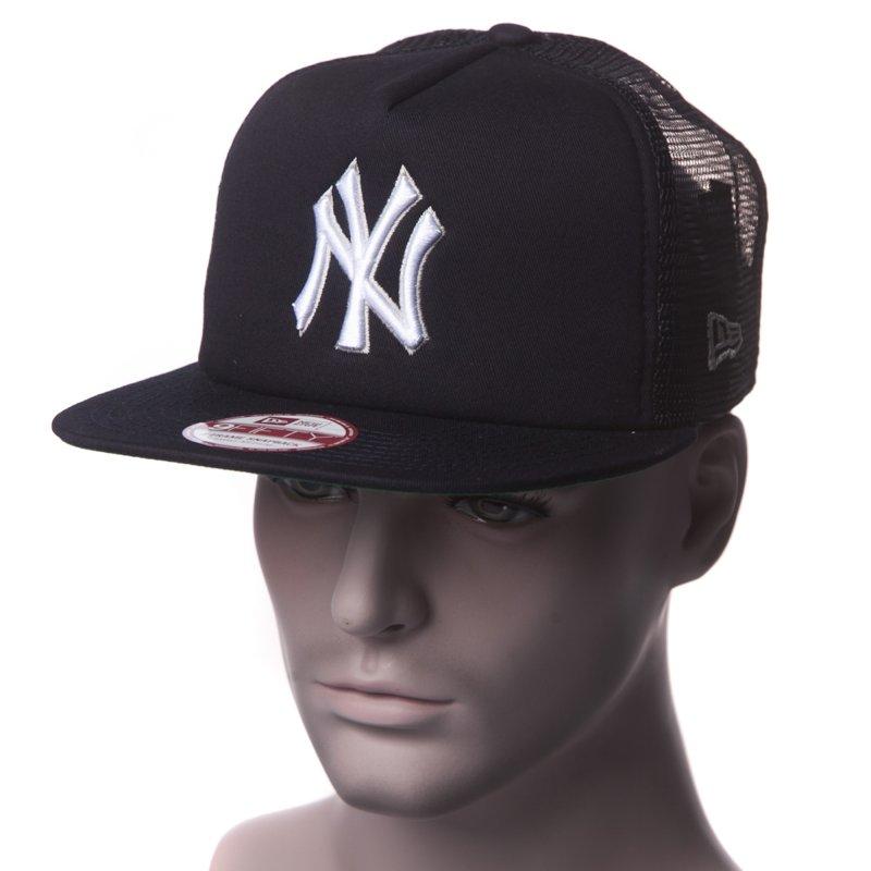 1a9e900ae New Era Cap: Basic Mesh 950 New York Yankees OTC BL