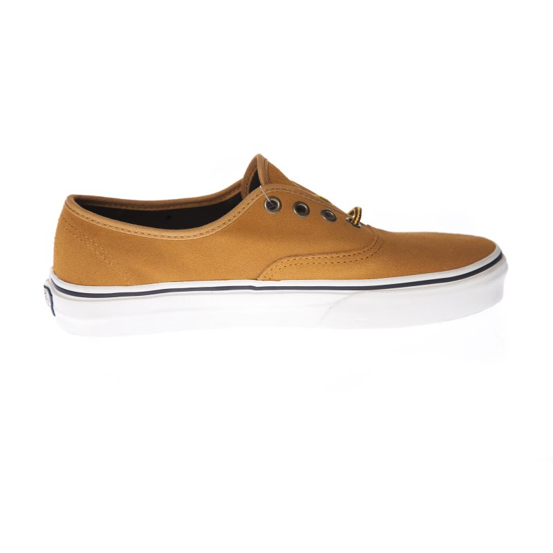 95581eb8f9 Vans Girl Shoes  Authentic (Hiker) Suede Tan BR