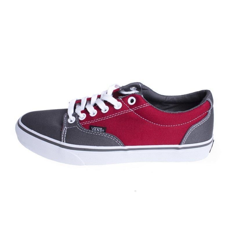 Vans Gril Shoes M Kress Grrd Buy Online Fillow Skate Shop