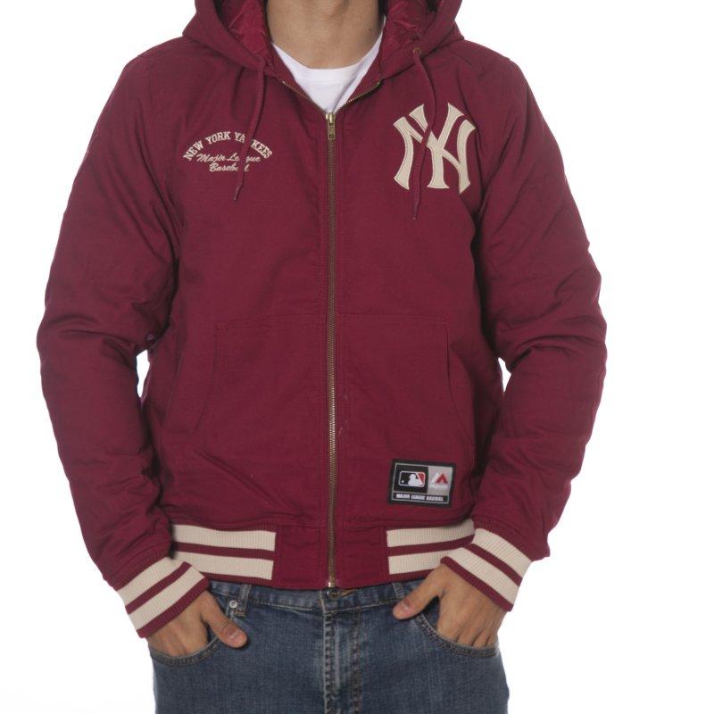 new arrival 5e955 daa92 Majestic Jacket: Deering New York Yankees GT | Buy Online ...