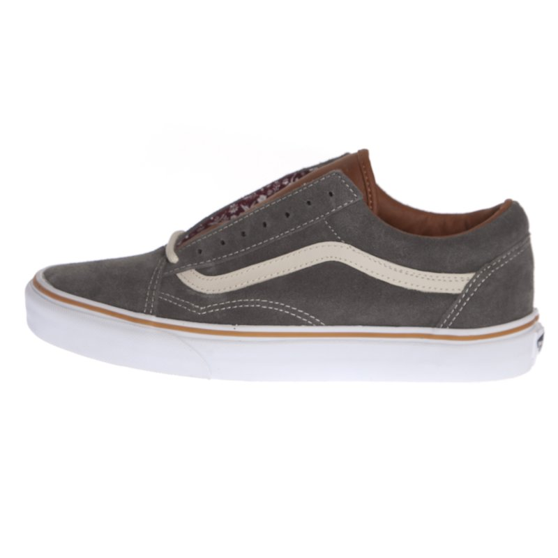 6b1ad6a91269e1 Vans Shoes  Old Skool Work Floral Smoked Pearl GR