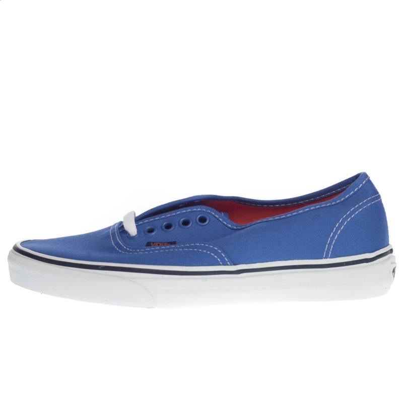 91cb8a5e30a Vans Shoes  Authentic Pop Strong Blue Nasturtium BL