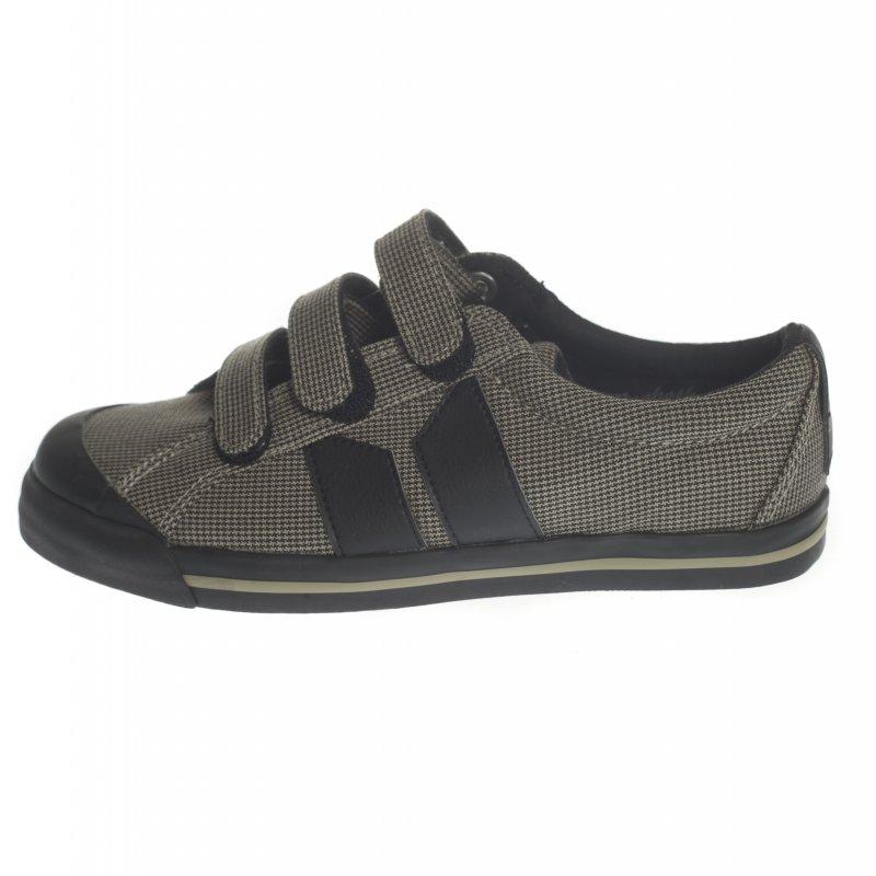 Zapatillas Macbeth: Eliot Velcro Tweed