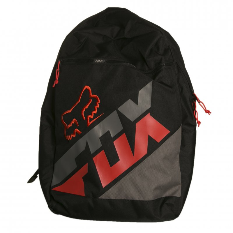 e745e44c63 Fox Racing Backpack: Conner Fleebe Backpack BK | Buy Online | Fillow Skate  Shop