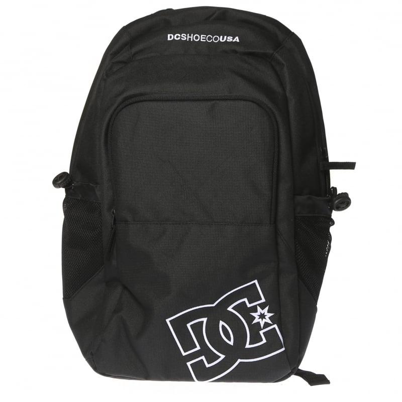 0f6ad47b2b8 DC Shoes Backpack: Detention II KVJ BK | Buy Online | Fillow Skate Shop