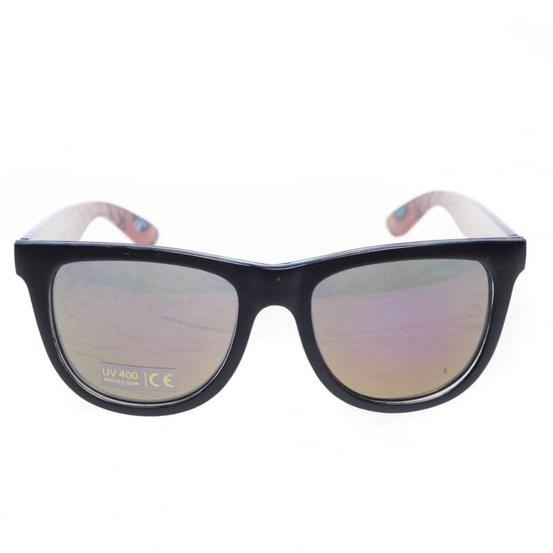 7c2cb0103ed5 Santa Cruz Sunglasses: Screaming Insider Shades BK   Buy Online   Fillow  Skate Shop