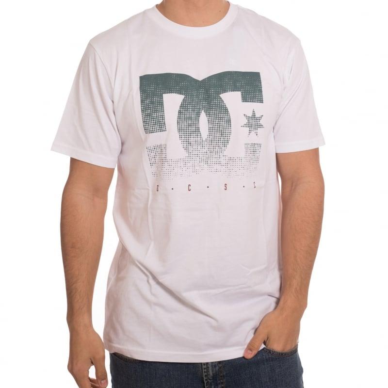 28d5523a08e5da DC Shoes T-Shirt  Awake SS WH