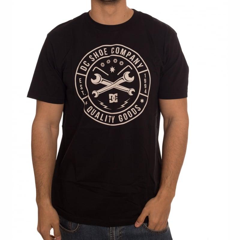 f771bdd250e8b2 DC Shoes T-Shirt  Equipment SS BK