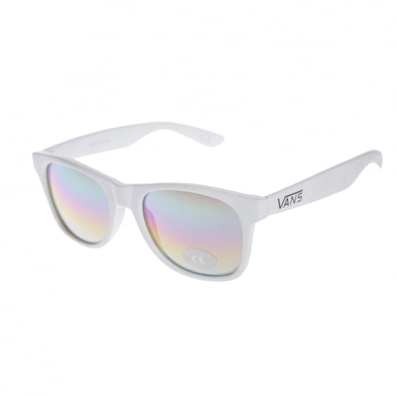 d84c777b84 Vans Sunglasses  Spicoli 4 Shades White Rainbow WH