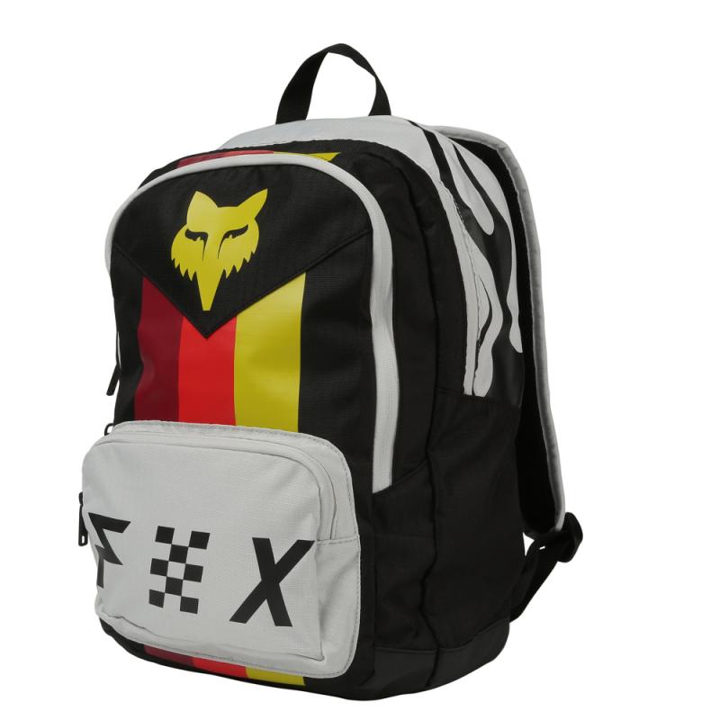 42d397ceba Fox Racing Backpack: Rodka Lock Up BK | Buy Online | Fillow Skate Shop